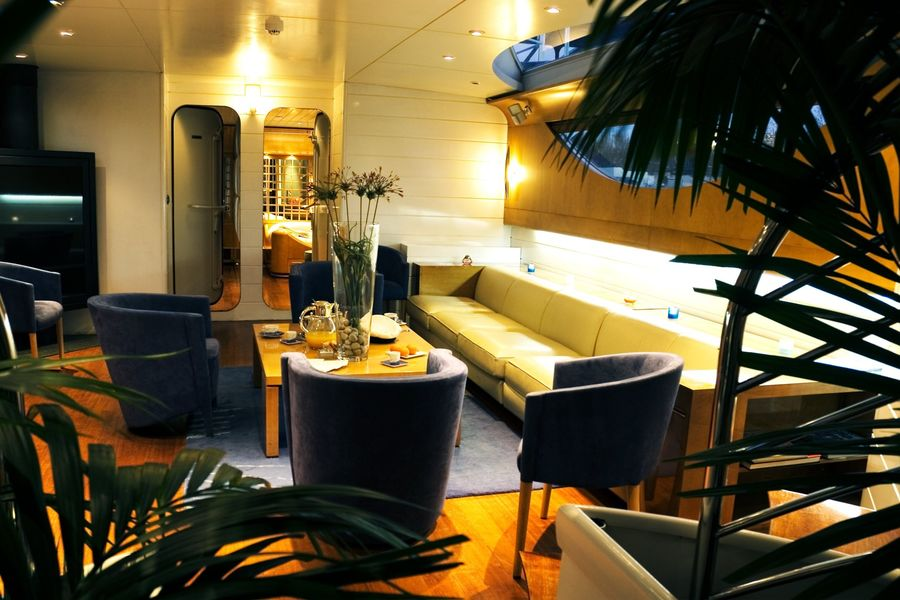 Yatch Josephine - Salon 1