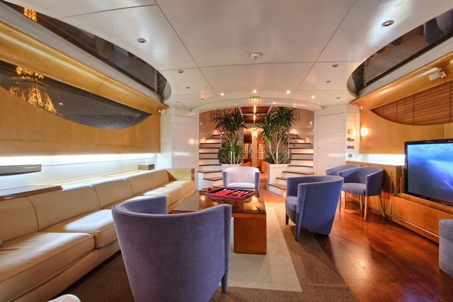 Yatch Josephine - Salon 3