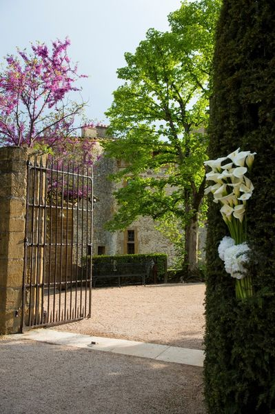 Château de Bagnols - Entrée 2