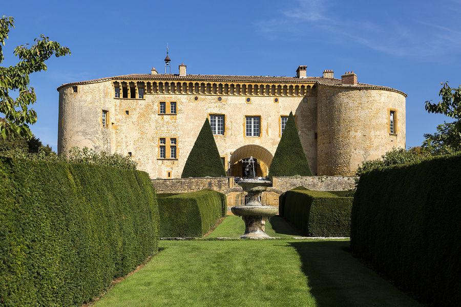 Château de Bagnols - Le Château 2