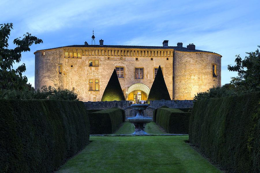Château de Bagnols - Le Château 3