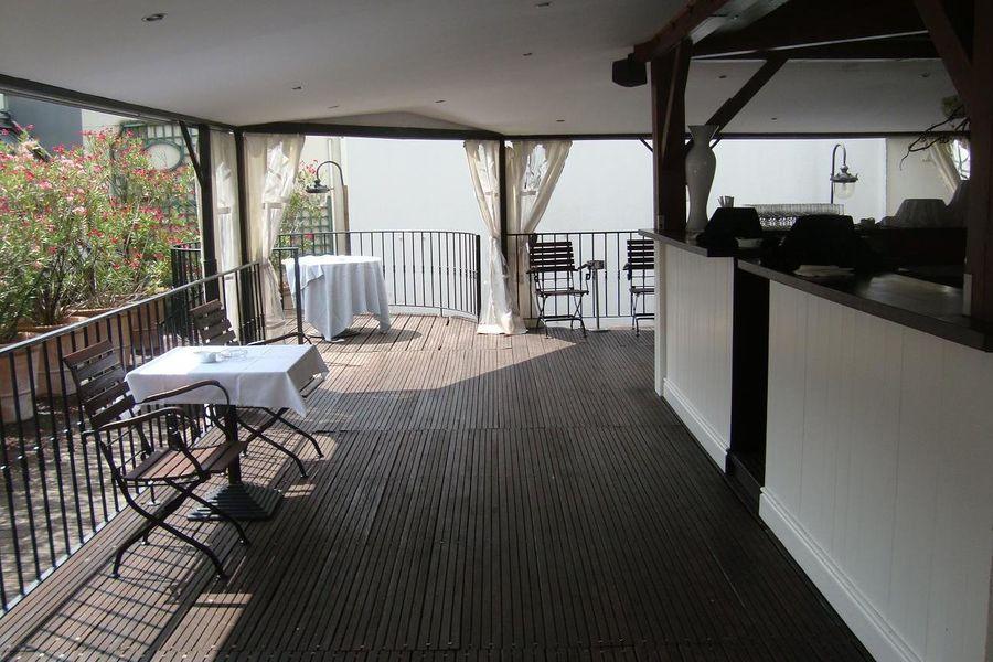 Terrasses du Parc - Terrasse ouverte 2