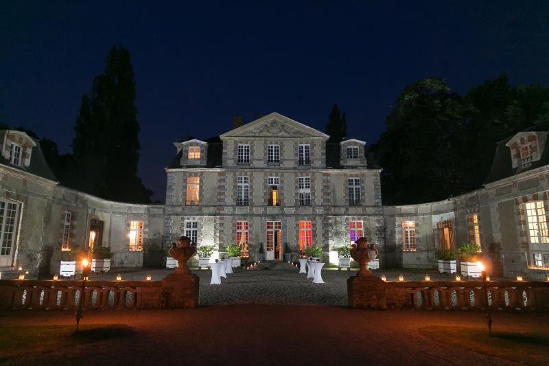 Château de Nandy - Château de nuit