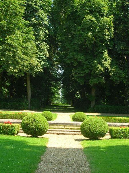 Château de Nandy - Jardin 1