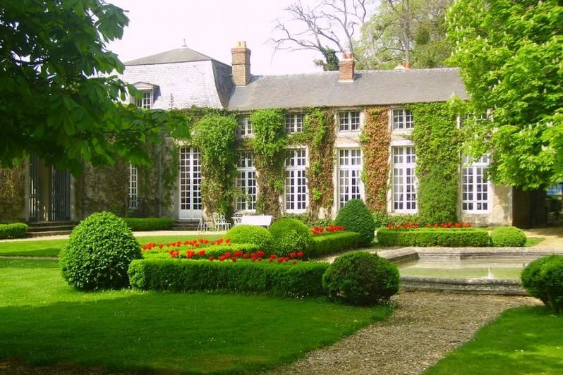 Château de Nandy - Jardin 2
