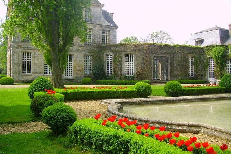 Château de Nandy - Jardin 3
