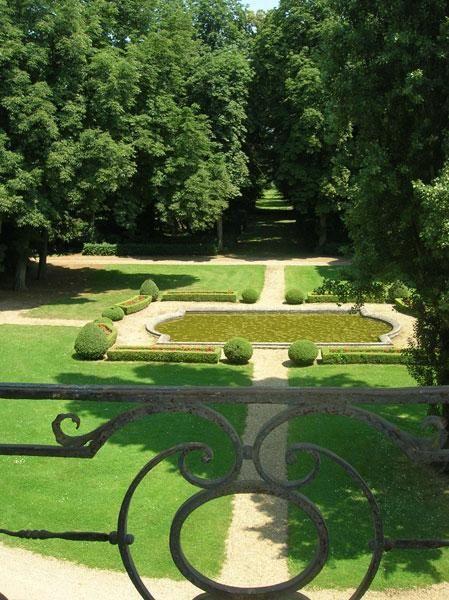 Château de Nandy - Jardin 6
