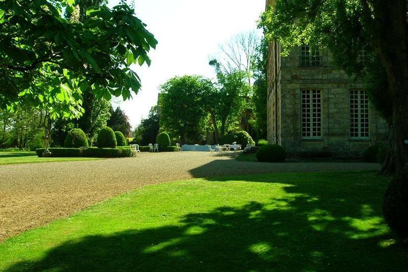 Château de Nandy - Parc 5