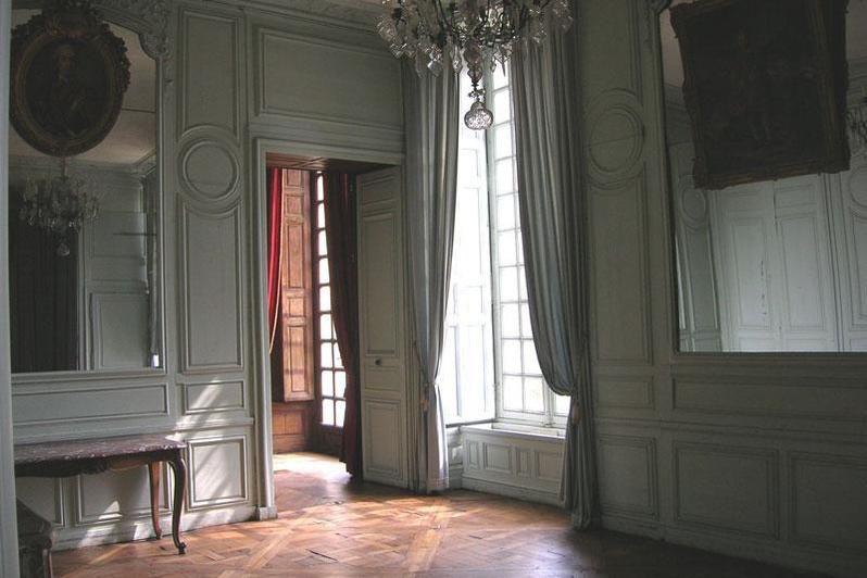 Château de Nandy - Petit Salon