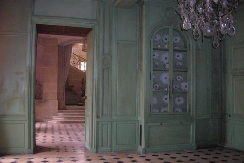 Château de Nandy - Salle à Manger
