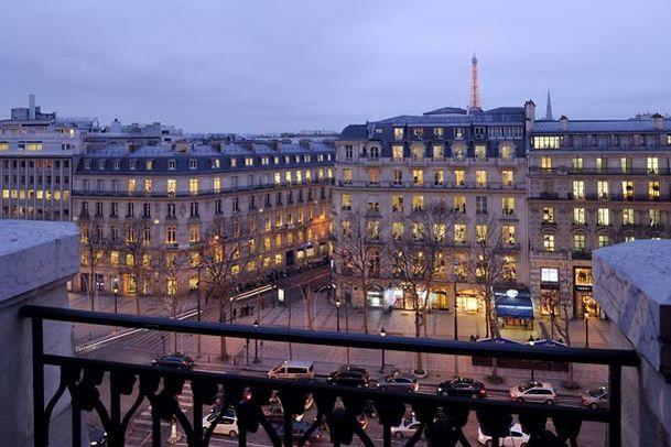 Paris Marriott Champs Elysées - Vue sur les Champs Elysées 2