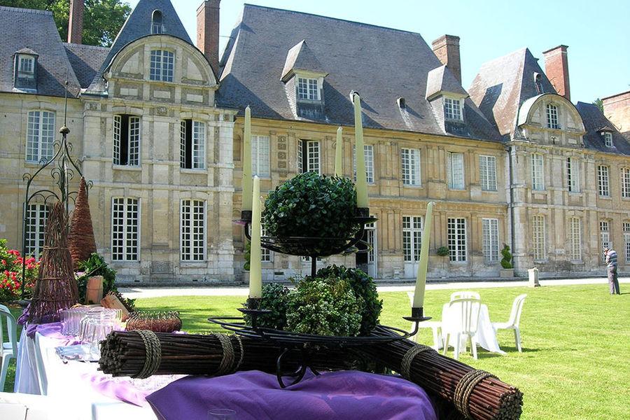 Château du Taillis - Buffet cocktail 2