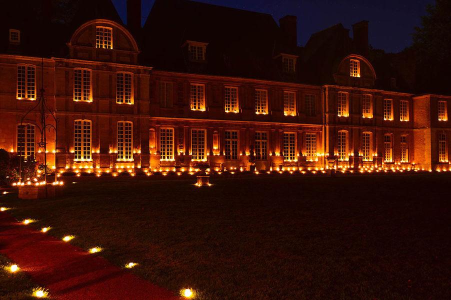 Château du Taillis - Le Château de nuit