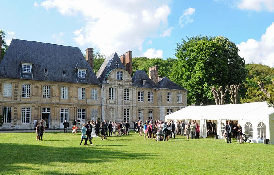 Château du Taillis - Tente extérieure