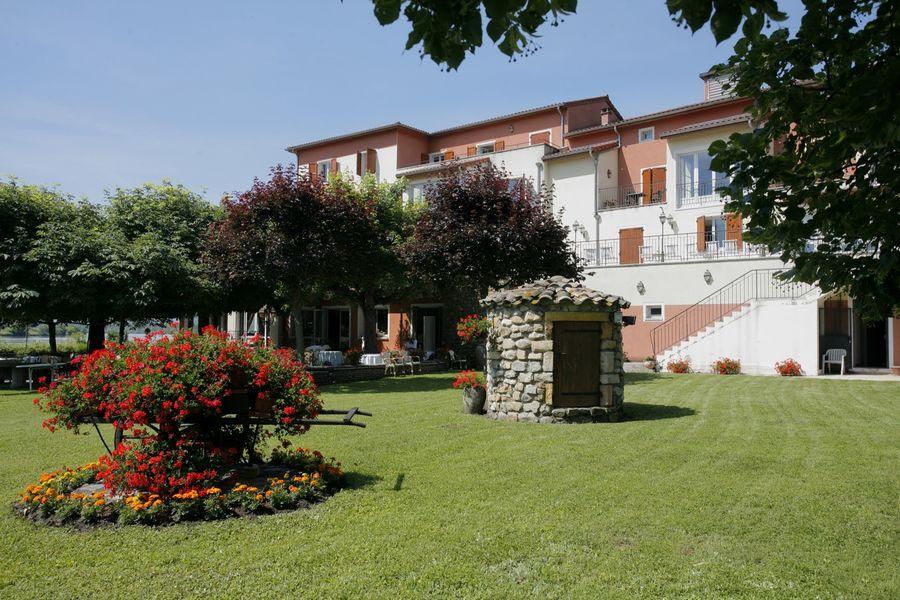 Hôtel Beau Rivage - Jardin