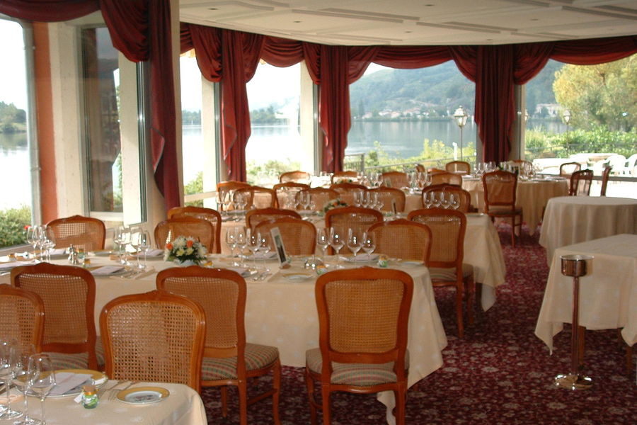 Hôtel Beau Rivage - Restaurant 2