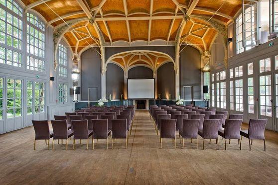 Salle séminaire  - Manoir du Pavillon des Étangs