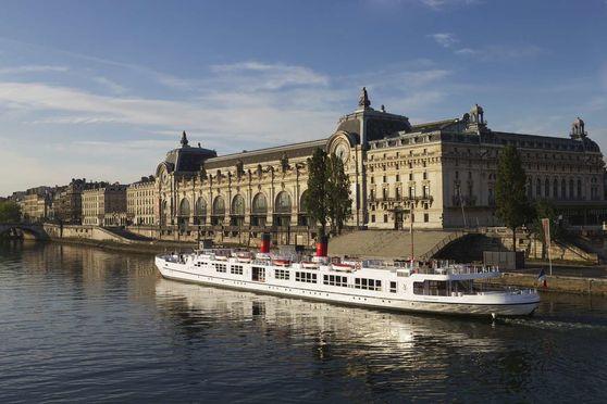 Salle séminaire  - Yachts de Paris - Paquebot