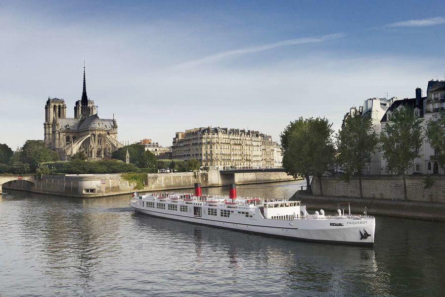 Yatchs de Paris - Le Paquebot 7