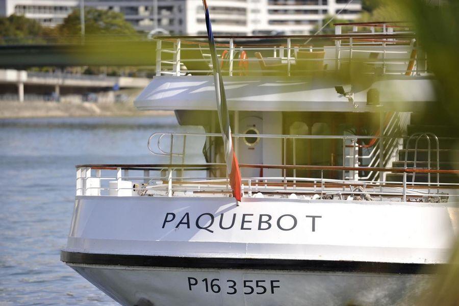 Yatchs de Paris - Le Paquebot 2