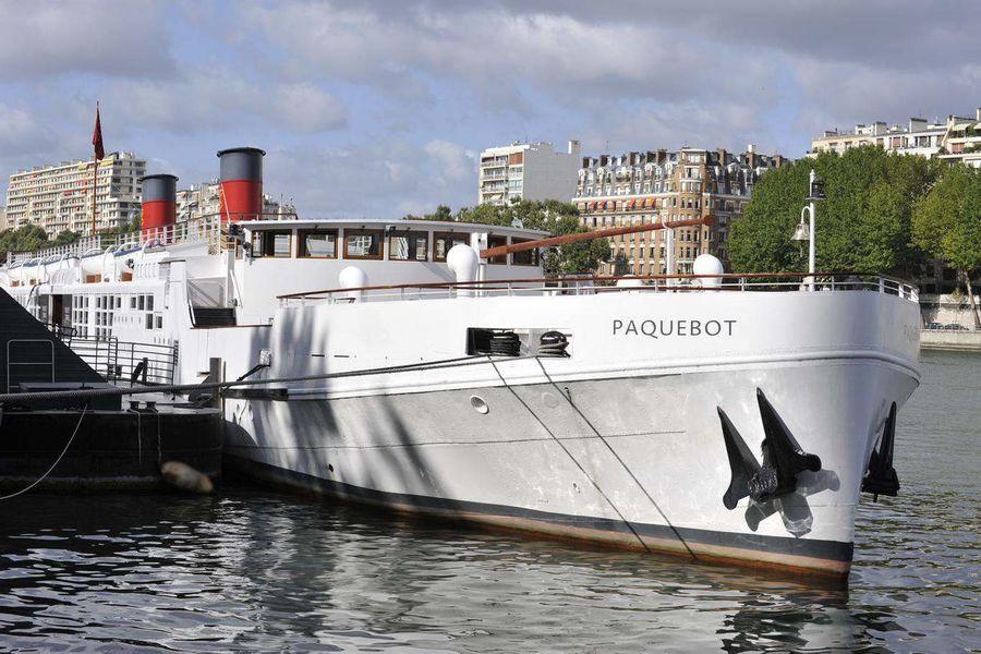 Yatchs de Paris - Le Paquebot 3