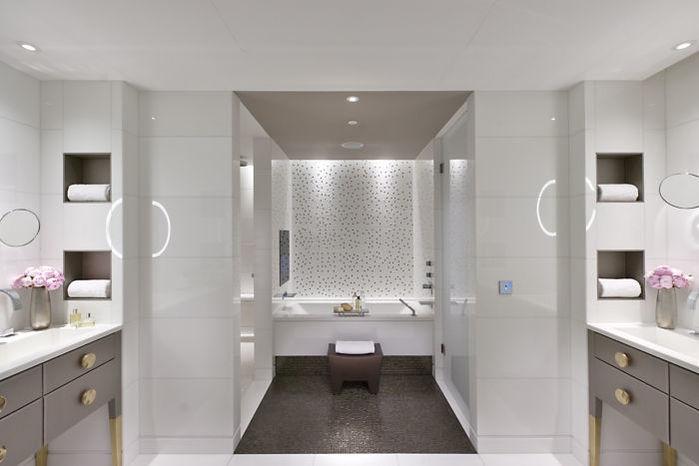 Hôtel Mandarin Oriental - Salle de bain 1