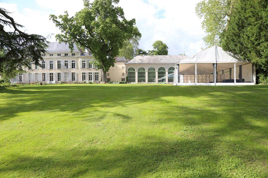 Domaine de la Fontaine - Parc