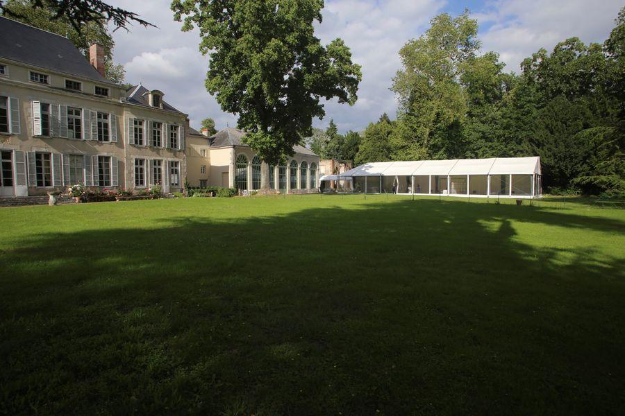 Domaine de la Fontaine - Parc 2