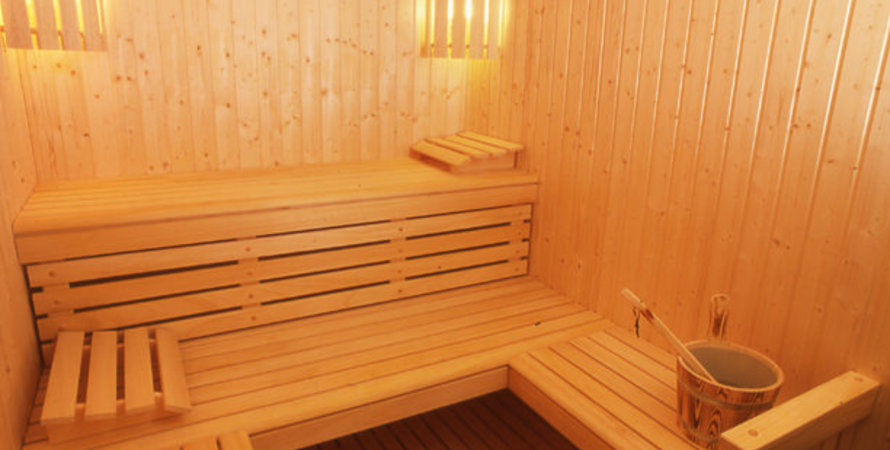 Hostellerie du Country Club - Sauna