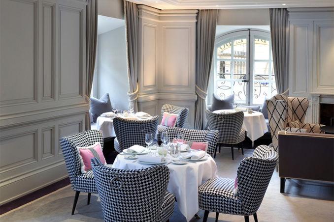 Hôtel de Vendôme - Restaurant 4