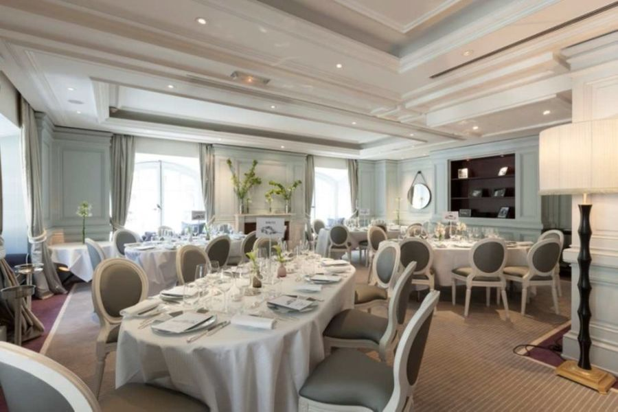 Hôtel de Vendôme - Restaurant 7