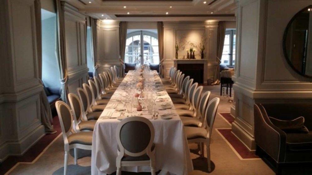 Hôtel de Vendôme - Restaurant 8