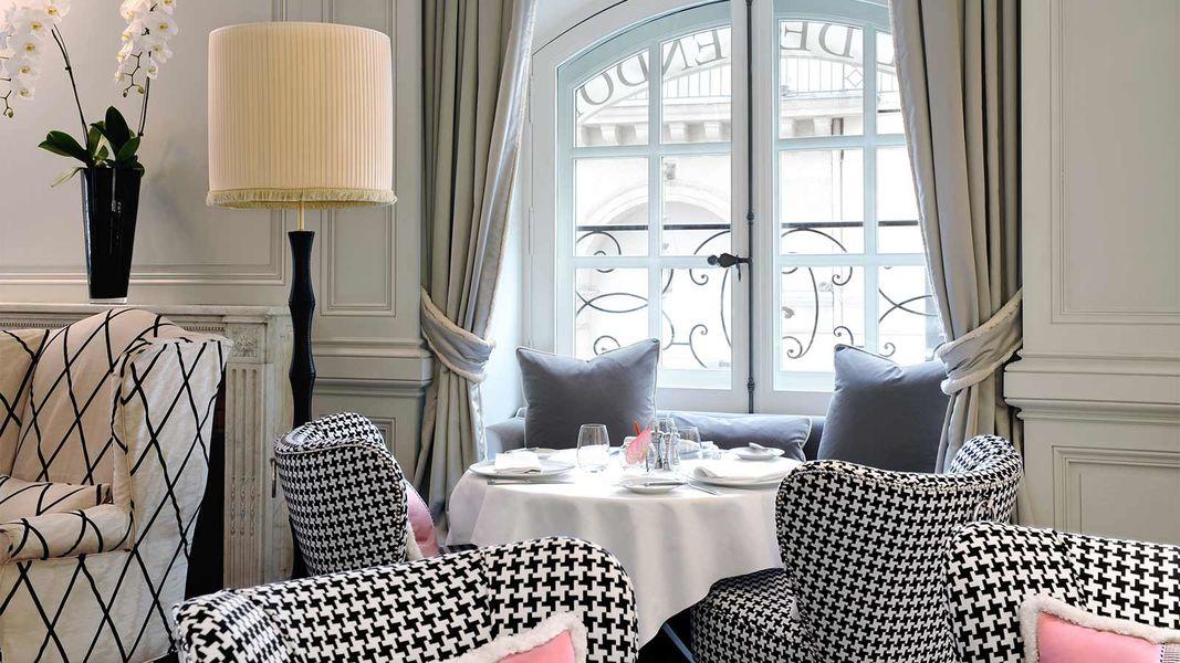 Hôtel de Vendôme - Restaurant