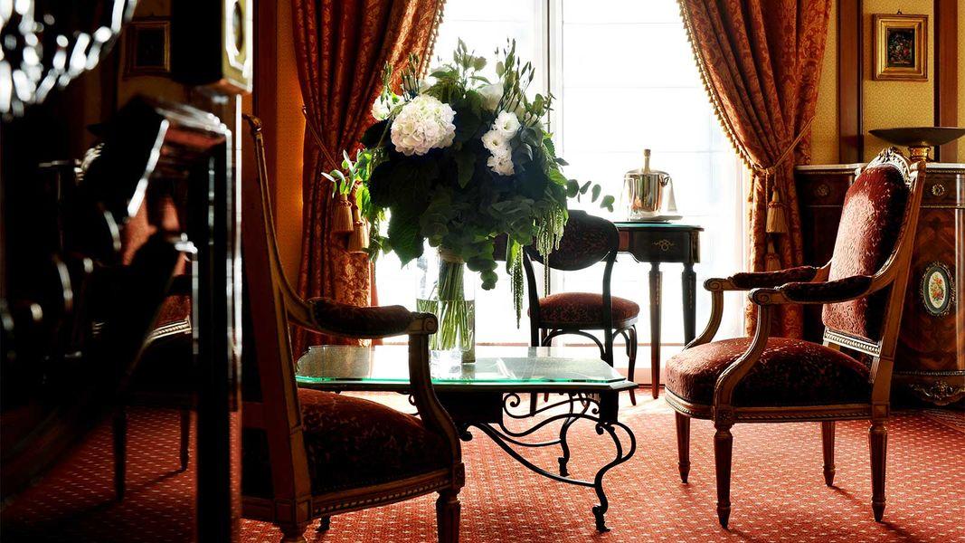 Hôtel de Vendôme - Lobby