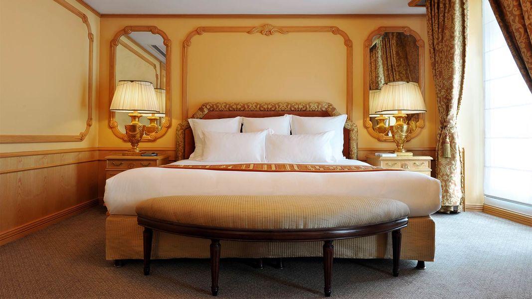 Hôtel de Vendôme - Chambre 1