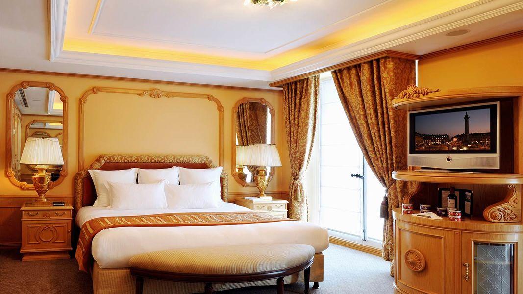 Hôtel de Vendôme - Chambre 2