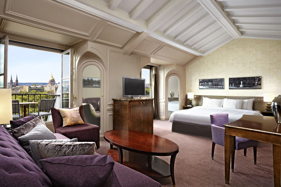 The Westin Paris - Chambre suite