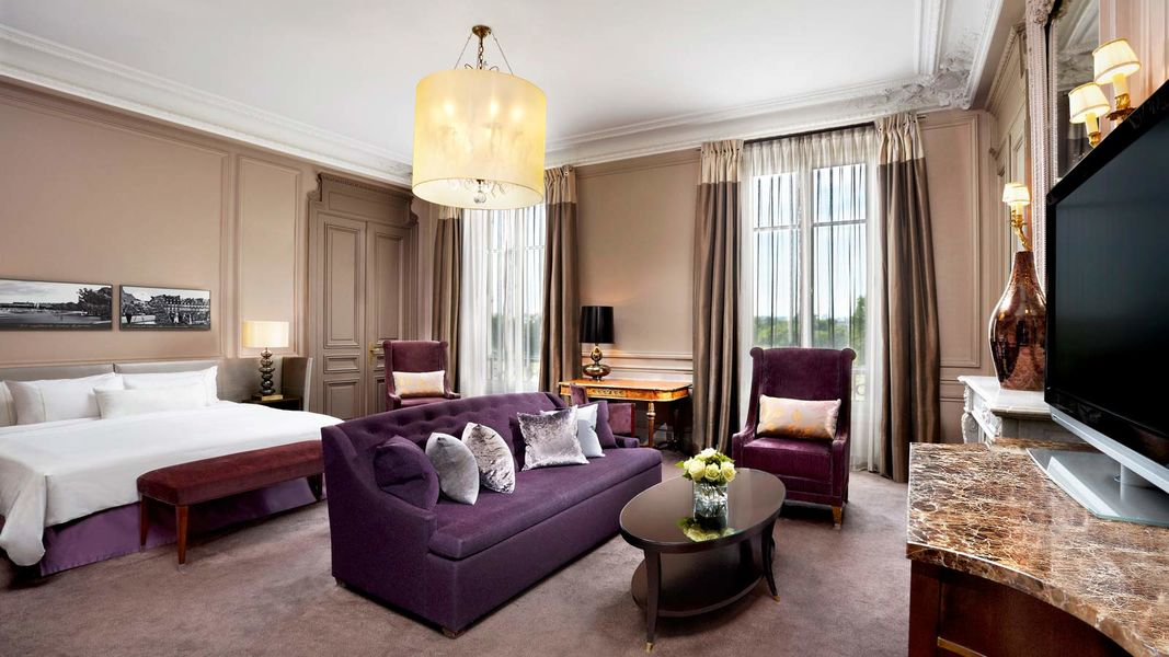 The Westin Paris - Chambre suite 2