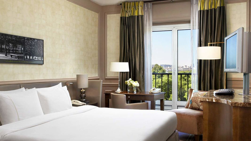 The Westin Paris - Chambre 2