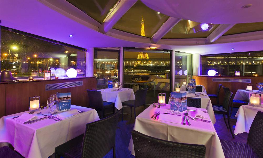 VIP Paris Yatch Hôtel - Restaurant