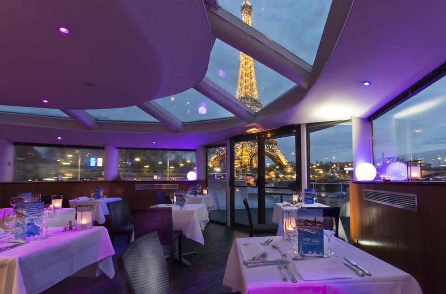 VIP Paris Yatch Hôtel - Restaurant 2