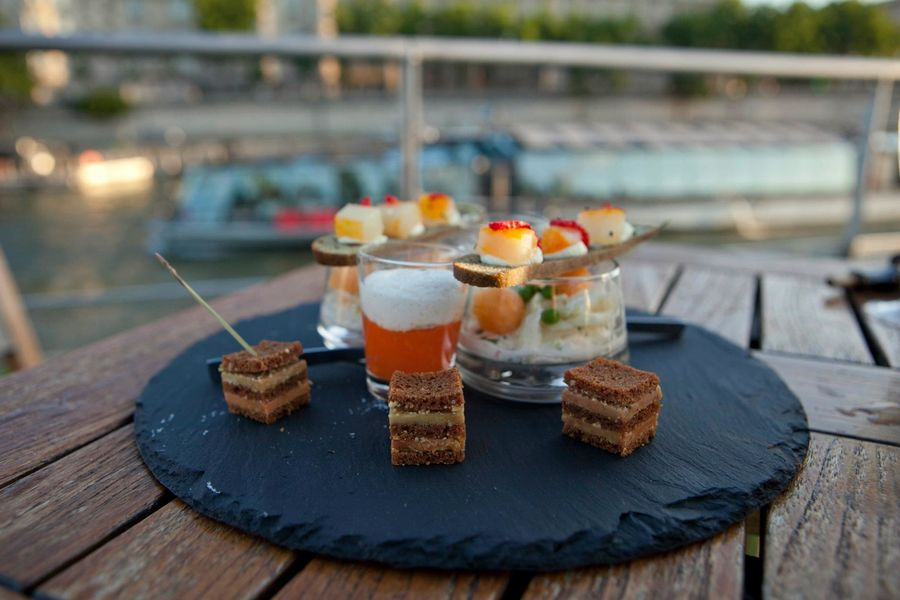 VIP Paris Yatch Hôtel - Cocktail