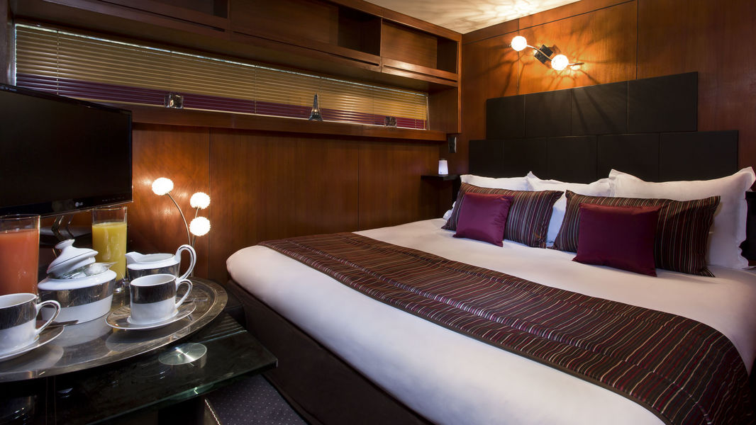 VIP Paris Yatch Hôtel - Chambre 2