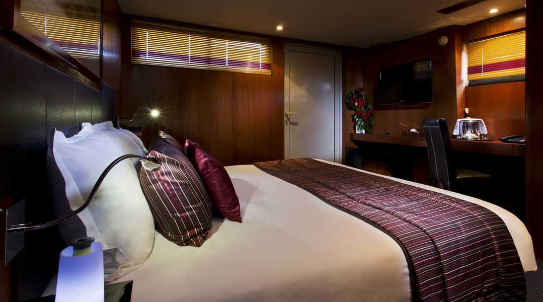VIP Paris Yatch Hôtel - Chambre 4