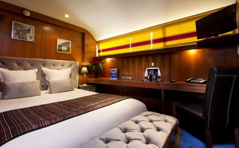 VIP Paris Yatch Hôtel - Chambre