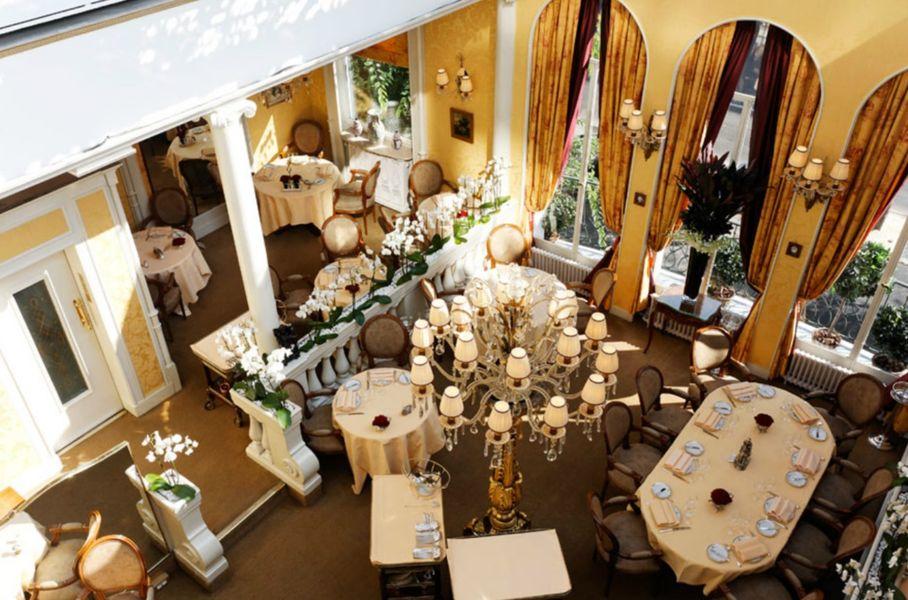 Restaurant Lasserre - Salle Principale 2
