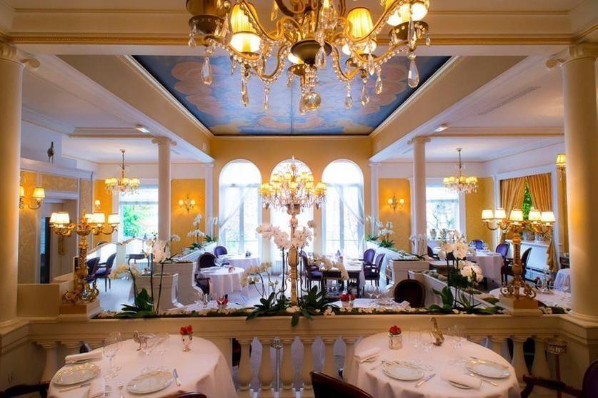 Restaurant Lasserre - Salle Principale 7