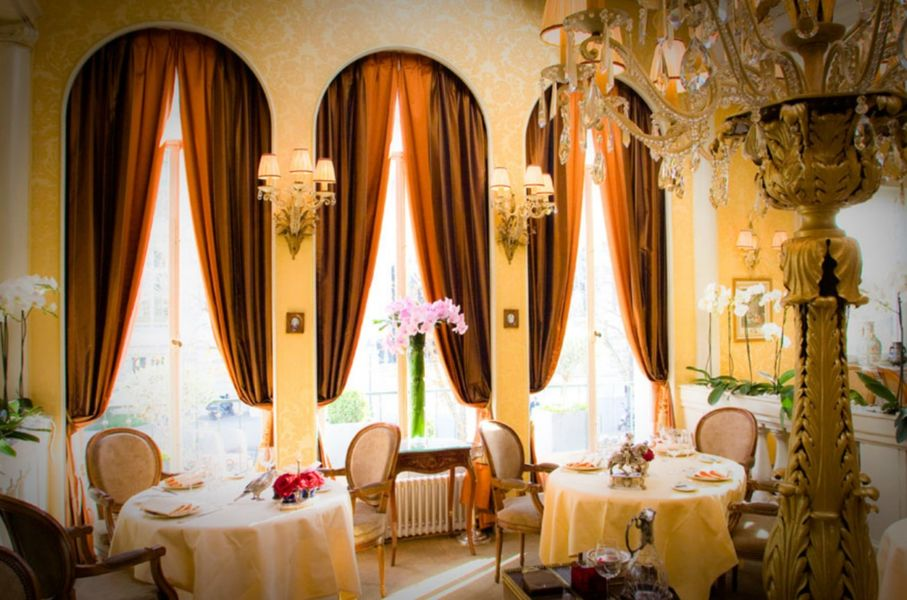 Restaurant Lasserre - Salle Principale 5