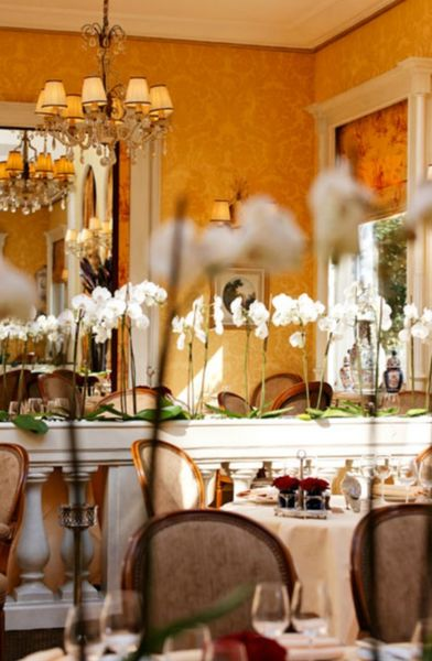 Restaurant Lasserre - Salle Principale