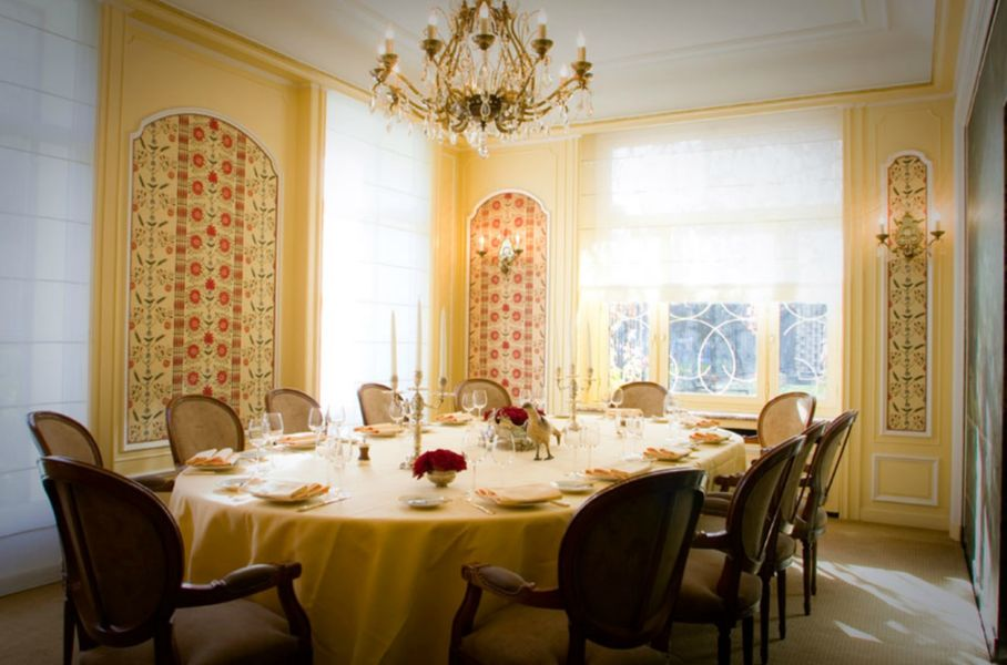 Restaurant Lasserre - Salon Privé 2